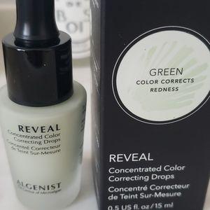 NIB Algenist Green Color Corrector
